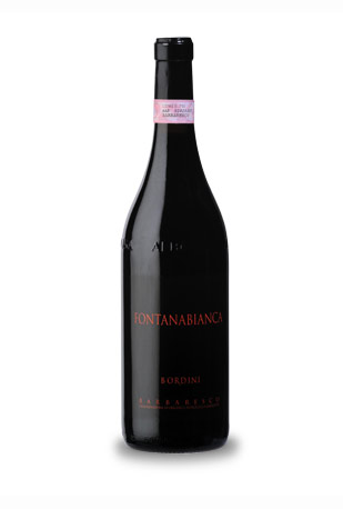 Barbaresco Bordini Fontanabianca 2012
