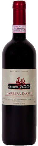 Barbera dAsti Cascina Galletto 2015