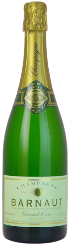 Champagne Selection Extra Brut Grand Cru Barnaut