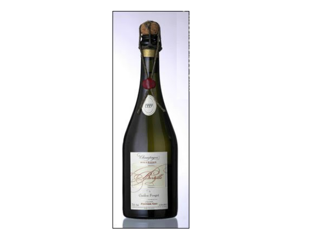 Champagne Extra Brut Bertille Gaidoz Forget 2006