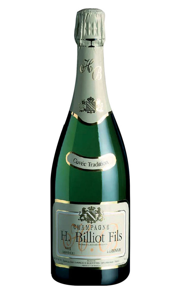 Champagne Brut Cuvee Tradition Grand Cru Billiot