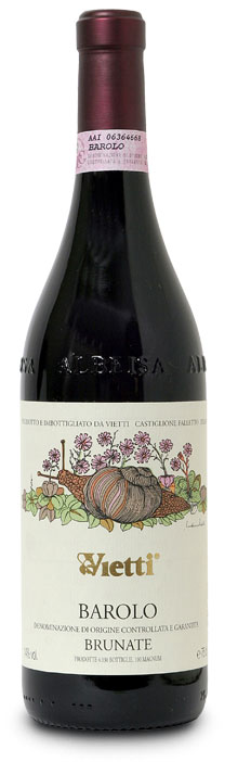 Barolo Brunate Vietti 2011