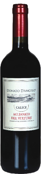 Aglianico del Vulture Calice Donato DAngelo 2012