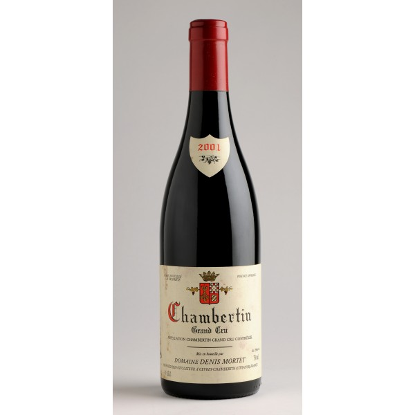 Chambertin Grand Cru Denis Mortet 2006