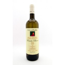Moscato Bianco Valle d'Aosta Chateau Feuillet 2016