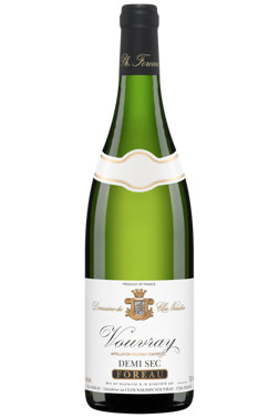Vouvray Demi-Sec Clos Naudin 2003