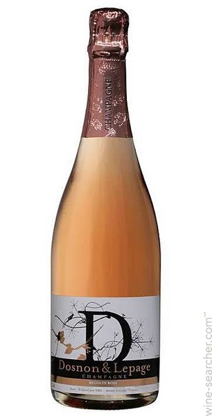 Champagne Recolte Rose Dosnon et Lepage