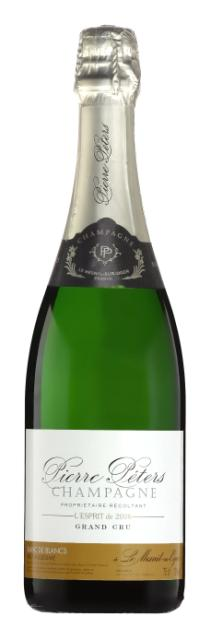 Champagne Blanc de Blancs Grand Cru Esprit Pierre Peters 2009
