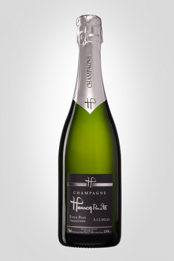 Champagne Extra Brut Tradition Heucq