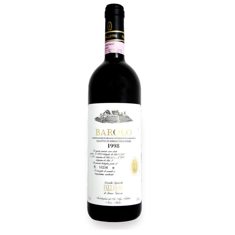 Barolo Falletto Bruno Giacosa 2012