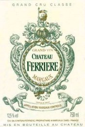 Chateau Ferriere 2007