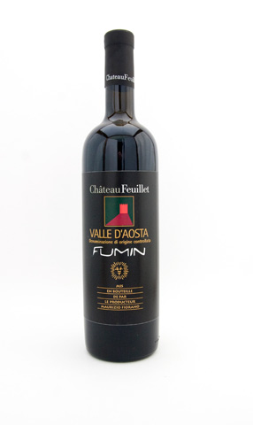 Fumin Valle dAosta Chateau Feuillet 2015
