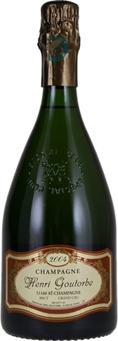 Champagne Brut Cuvee Special Club Goutorbe 2004