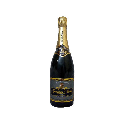 Champagne Cuvee Extra Brut Grande Tradition Jeaunaux Robin