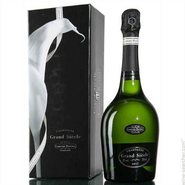 Champagne Brut Grand Siecle Laurent Perrier (Cuvee 1998/2000/2002)