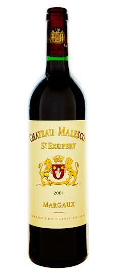 Margaux Chateau Malescot St. Exupery 2010