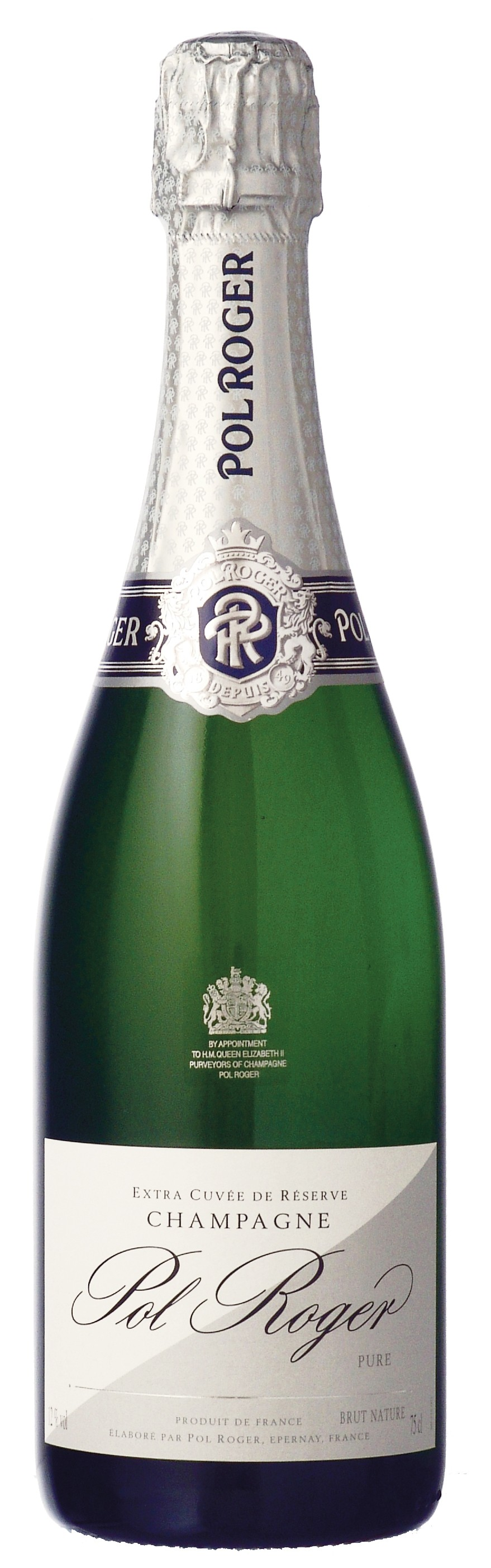Champagne Brut Pure Pol Roger