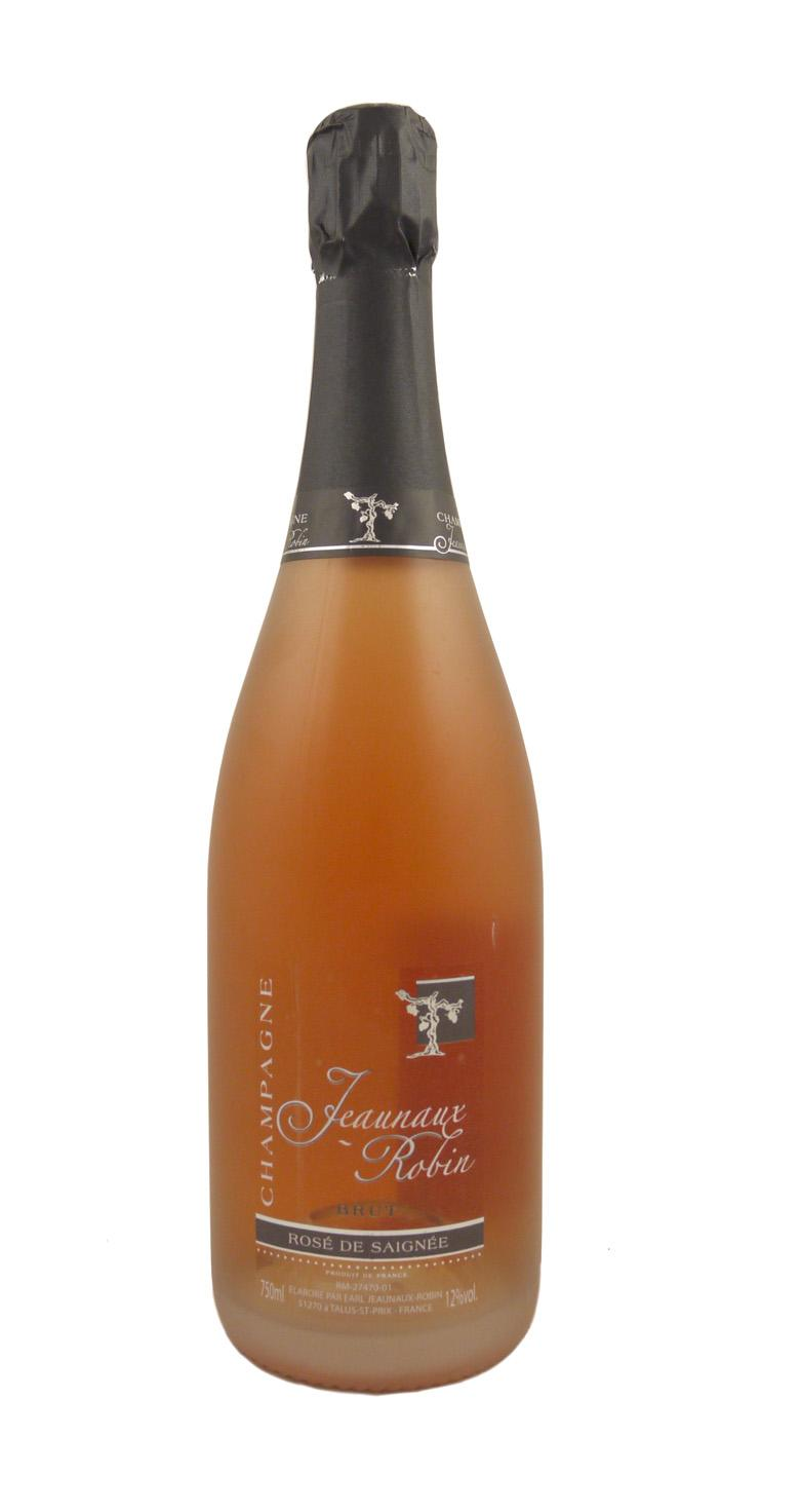 Champagne Brut Rose Jeaunaux Robin