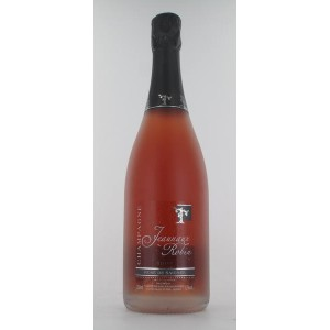 Champagne Extra Brut Rose de Saignee Jeaunaux Robin