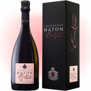Champagne Rose Extra Haton