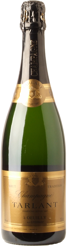 Champagne Brut Tradition Tarlant Oeuilly Salmanazar