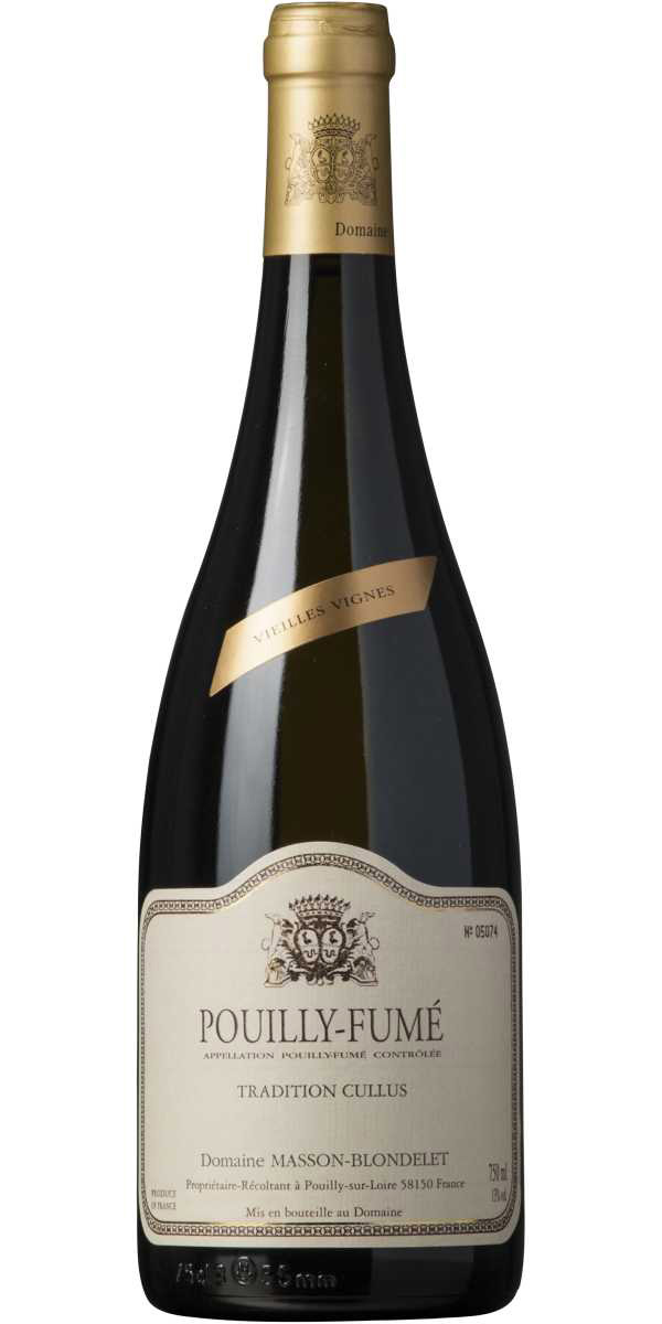 Pouilly Fumé Tradition Cullus Masson-Blondelet 2012