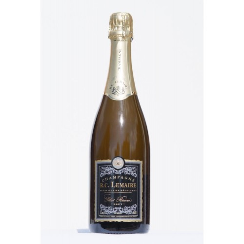Champagne Brut Select Reserve R.C. Lemaire