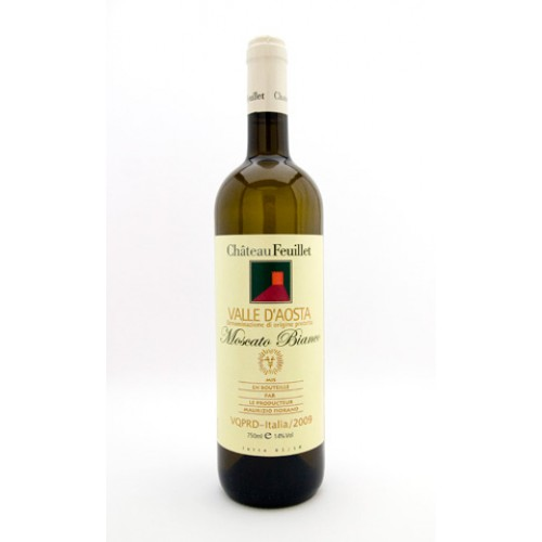 Moscato Bianco Valle d'Aosta Chateau Feuillet 2019