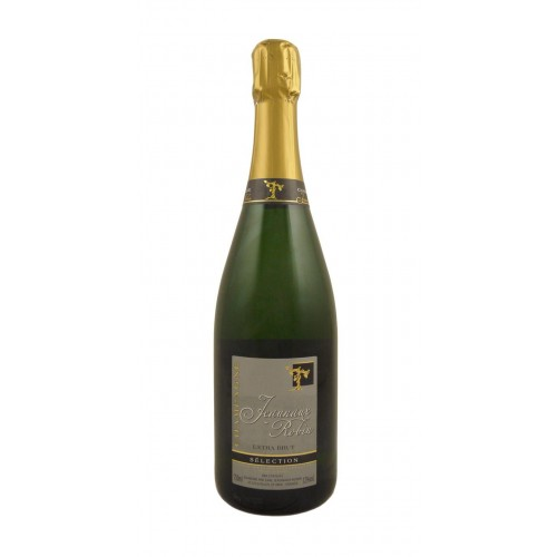 Champagne Cuvee Extra Brut Selection Jeaunaux Robin