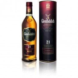 Single Malt Scotch Whisky Glenfiddich 21 YO