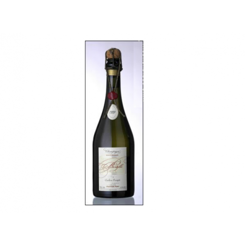Champagne Extra Brut Bertille Gaidoz Forget 2009