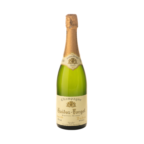 Champagne Brut Carte d'Or Gaidoz Forget