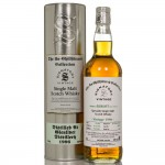 Single Malt Scotch Whisky Unchillfiltered Glenlivet 1996 The Signatory