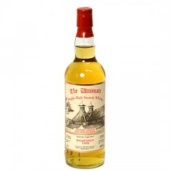 Single Malt Scotch Whisky Balmenach 1988 Cask Strenght The Ultimate Single Malt Whisky