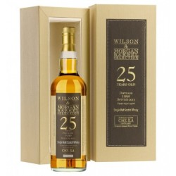 "Whisky Caol Ila 25yo 1990-15 ""Sherry finish Oloroso"" #4707-08 Wilson & Morgan"