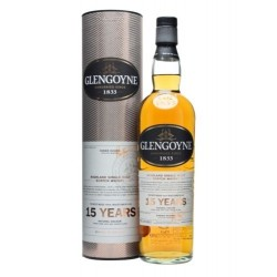 Whisky Glengoyne 15 years old