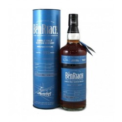 Whisky Benriach Limited Releases 1998 18 Y.O. Cask 6401 PX Sherry finish