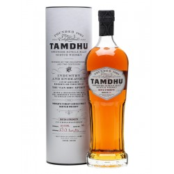 Scotch Whisky Batch Strenght Speyside Single Malt Tamdhu