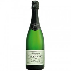 Champagne Brut Dosage Zero Tarlant Oeuilly